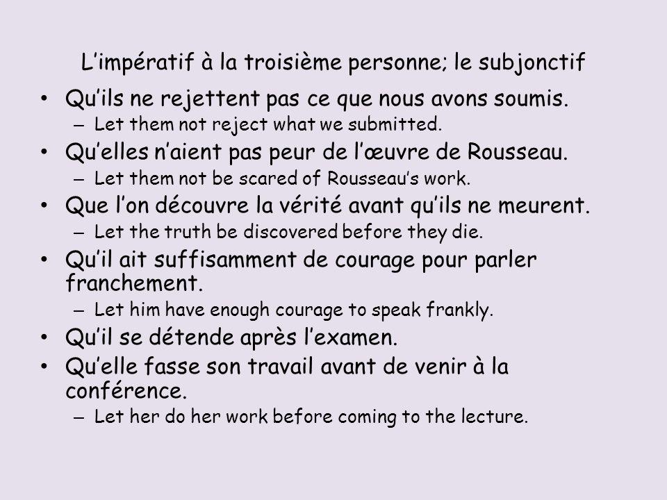 « en »: comme pronom de rappel, comme préposition En tant que philosophe, Rousseau connut de grands succès.
