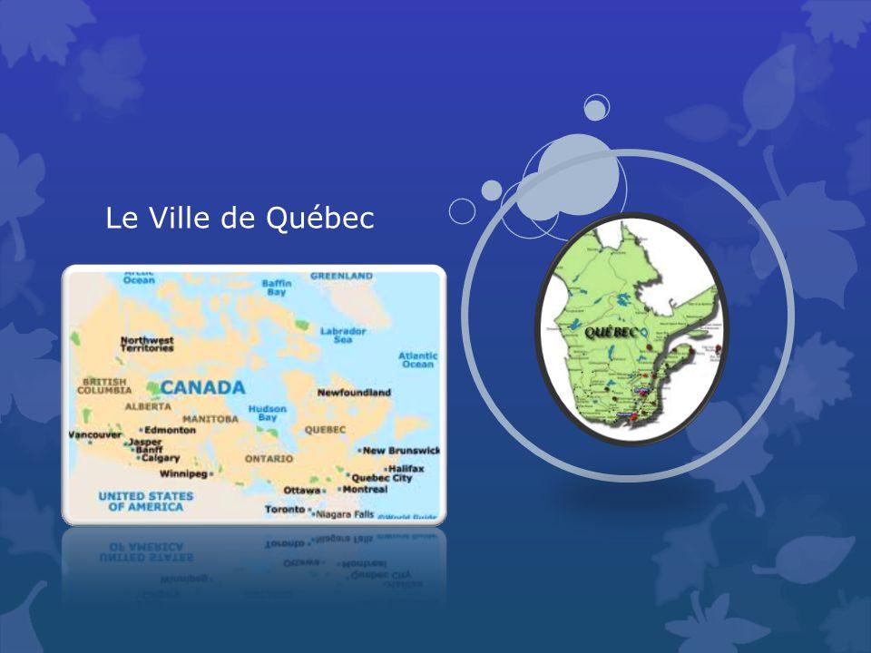 Le Ville de Québec