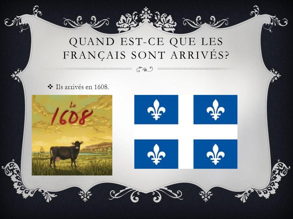QUAND EST-CE QUE QUEBEC EST DEVENU INDÉPENDANT.Quebec nest pas indépendant.