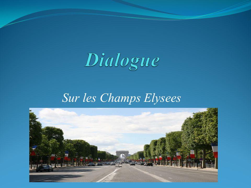 Sur les Champs Elysees