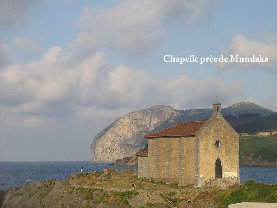 Port et Eglise Mundaka