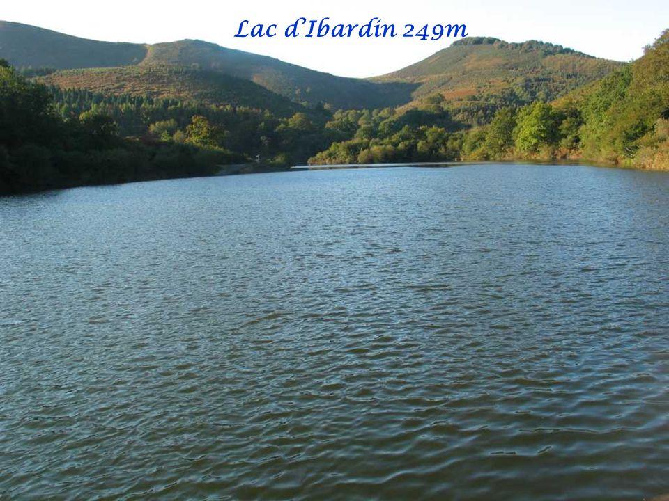 Lac dIbardin 249m