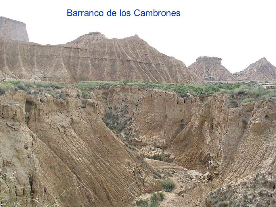 Los Cambrones au bord du Poligono de Tiro Vue sur La PisKerra 468m