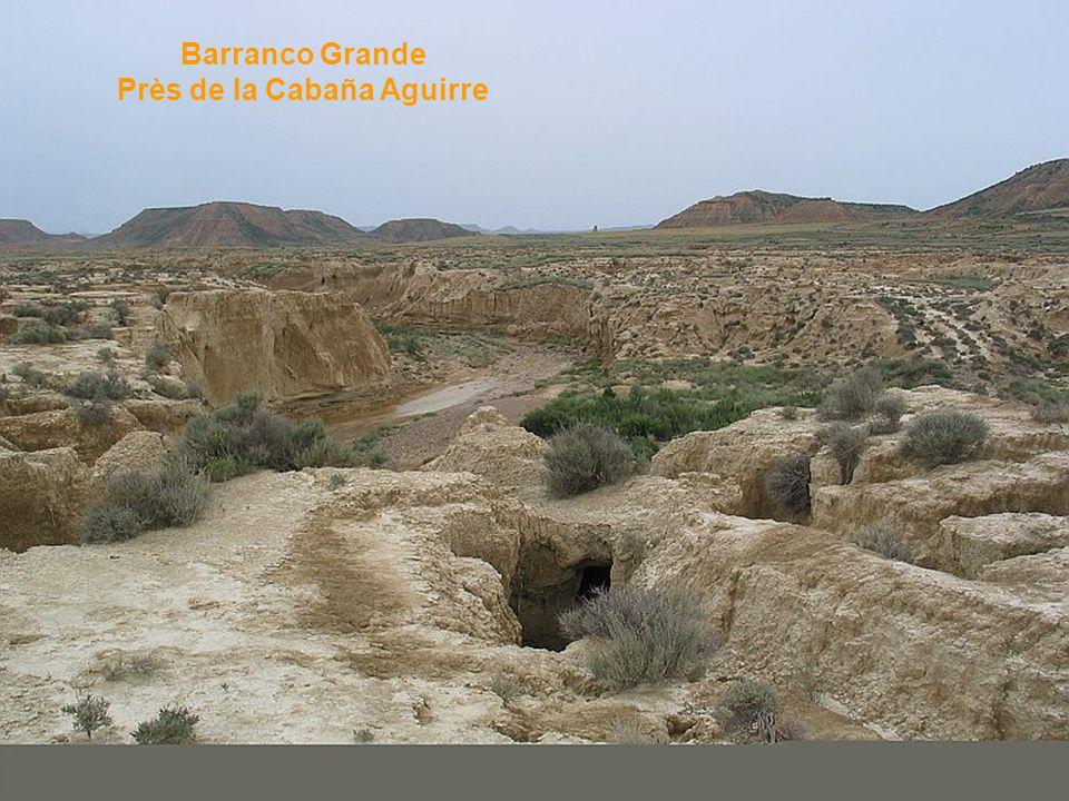 Barranco Grande Près de la Cabaña Aguirre