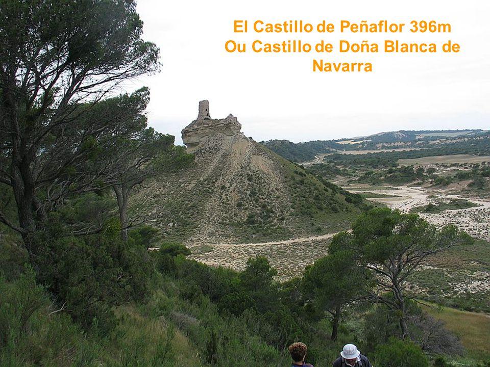 La Piskerra 468m Vue sur el Rallon et el Poligono de Tiro
