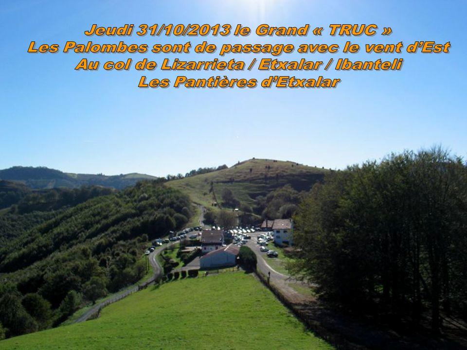 Village d Etxalar en Navarre