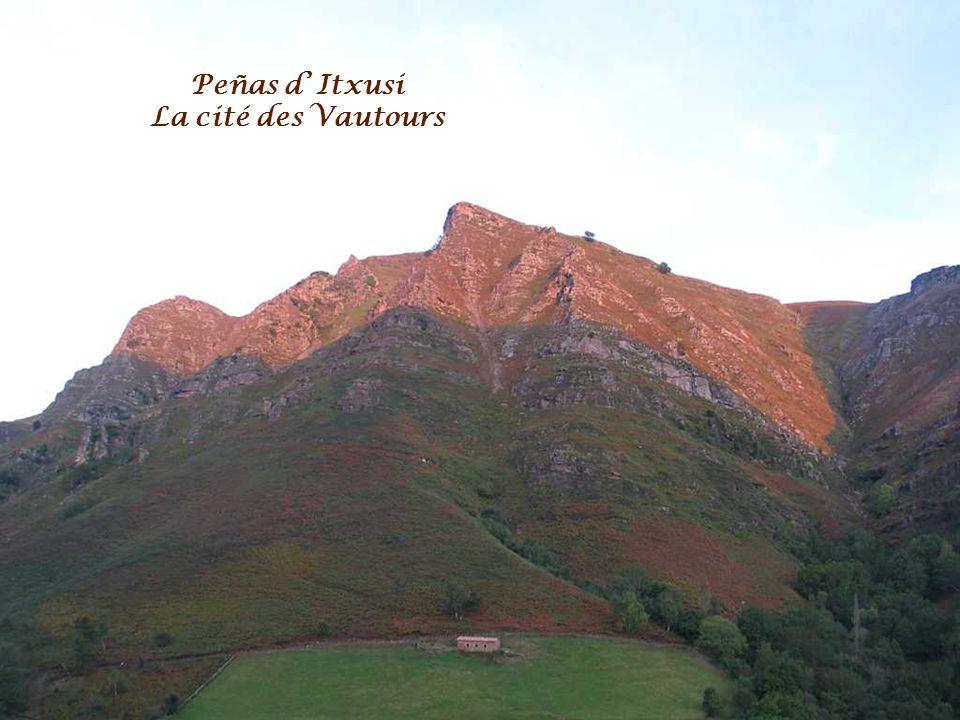 Mont Balerdi Face Sud Irubelakaskoa 967m