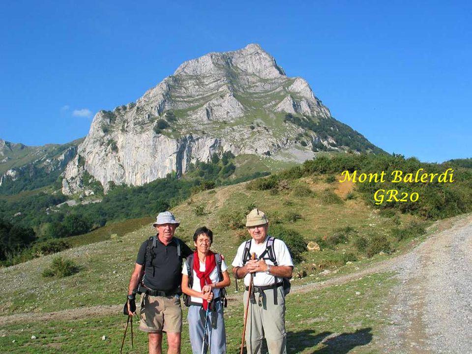 Mont Balerdi GR20