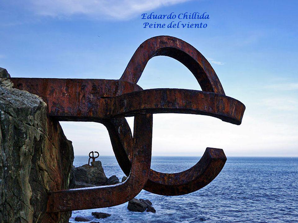 Eduardo Chillida Peine del viento
