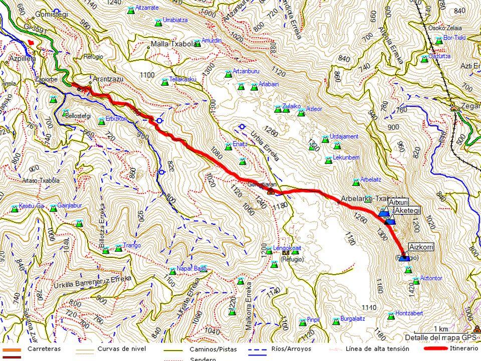 Balade du 04/06/2013 ARANTZAZU et AIZKORRI 1528m Aizkorri ou Aitzgorri est une montagne de 1.528 mètres dans les montagnes basques. Il est situé dans