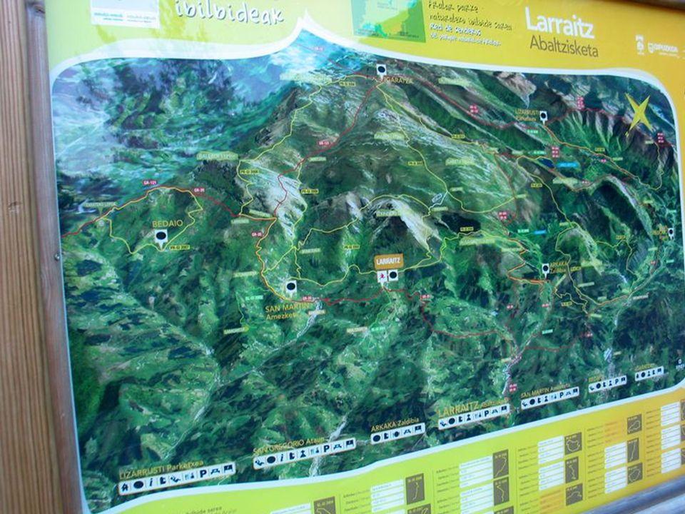 Txindoki face Ouest