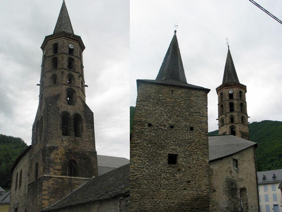 l Eglise de Sentein