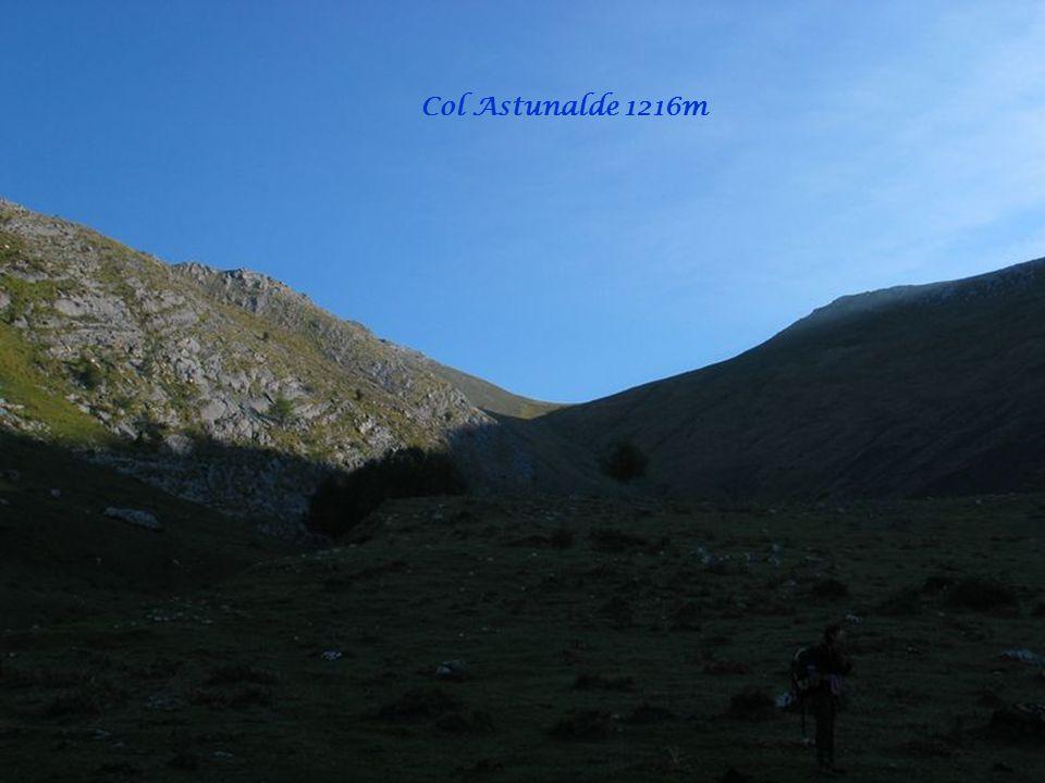Col Astunalde 1216m