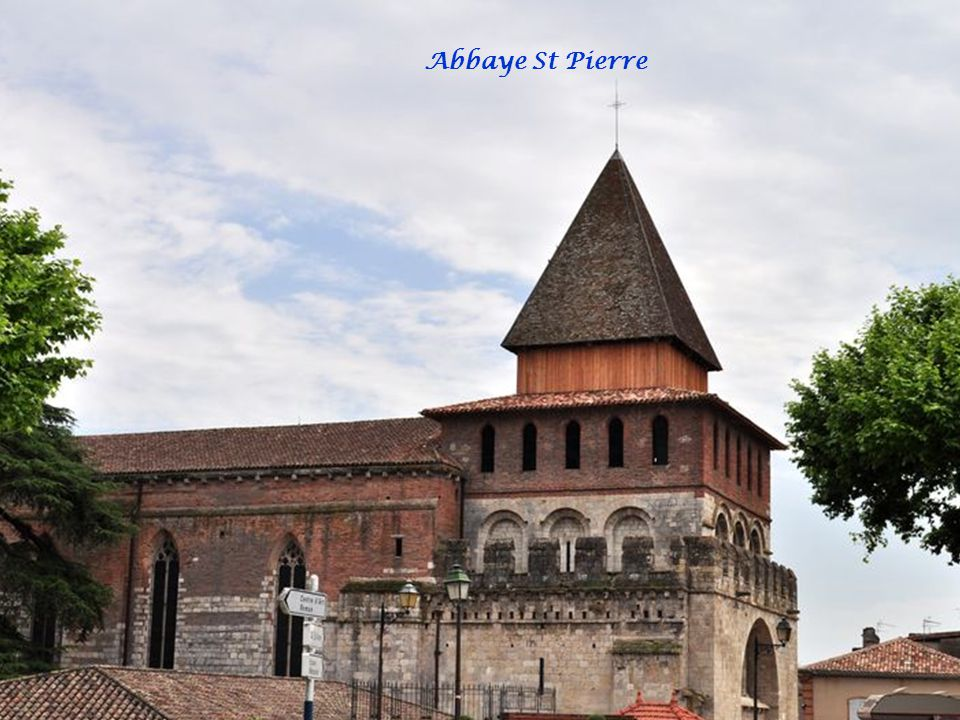 Abbaye St Pierre
