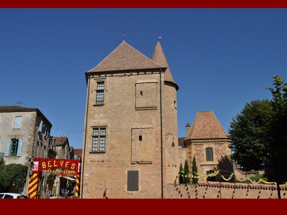 Belvès en Périgord Noir.