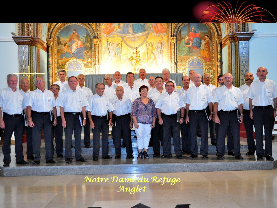 Fête de la musique Biarritz Notre Dame du Refuge Anglet