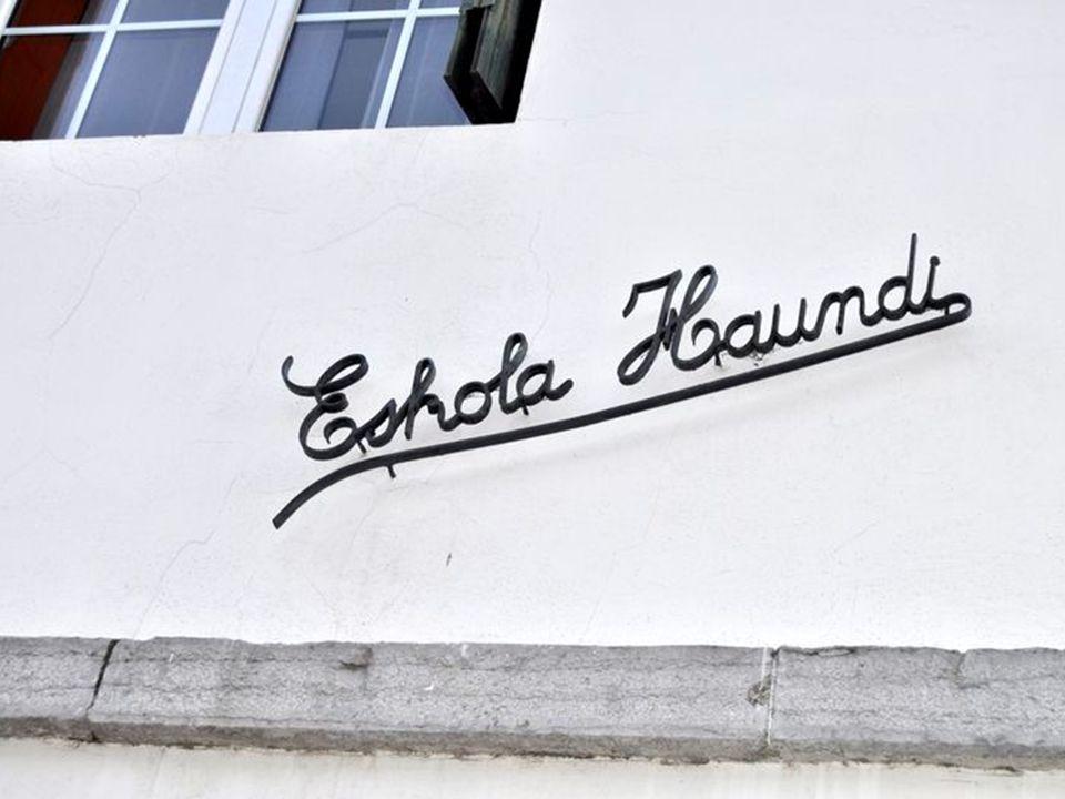 Maison Eskola Handi