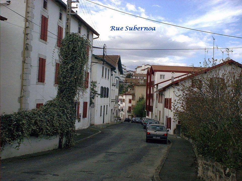 Rue le Terre Neuve