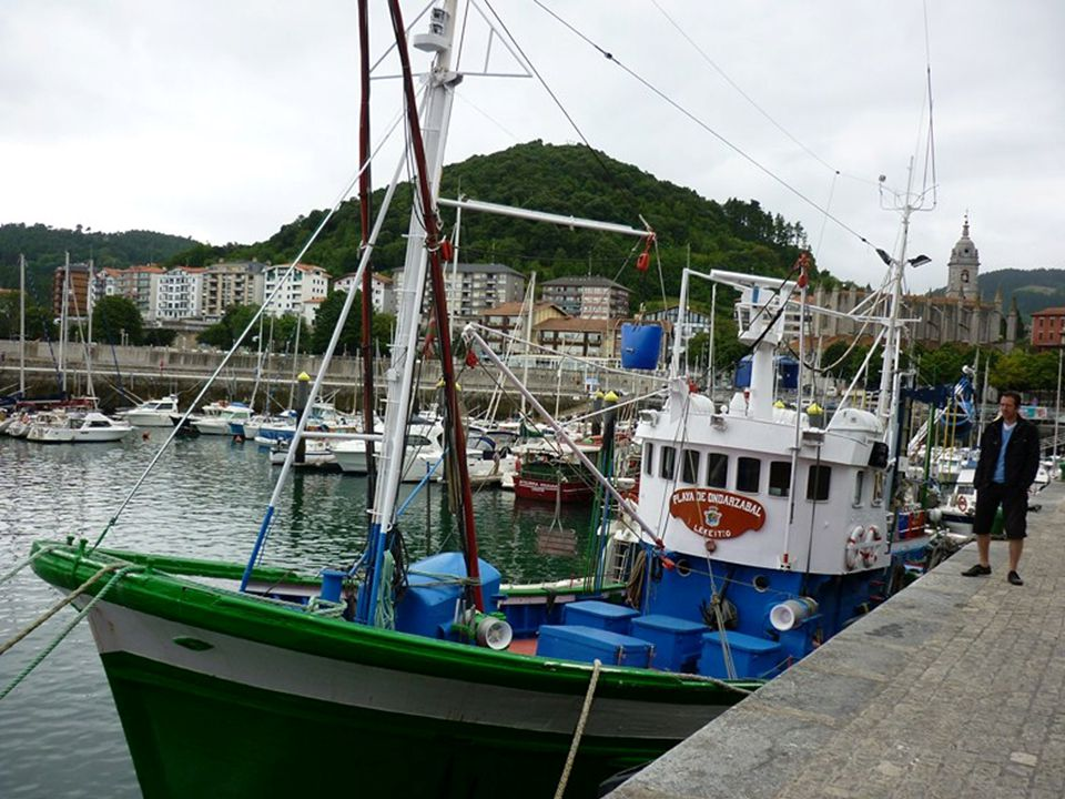 Port de plaisance Zumaya