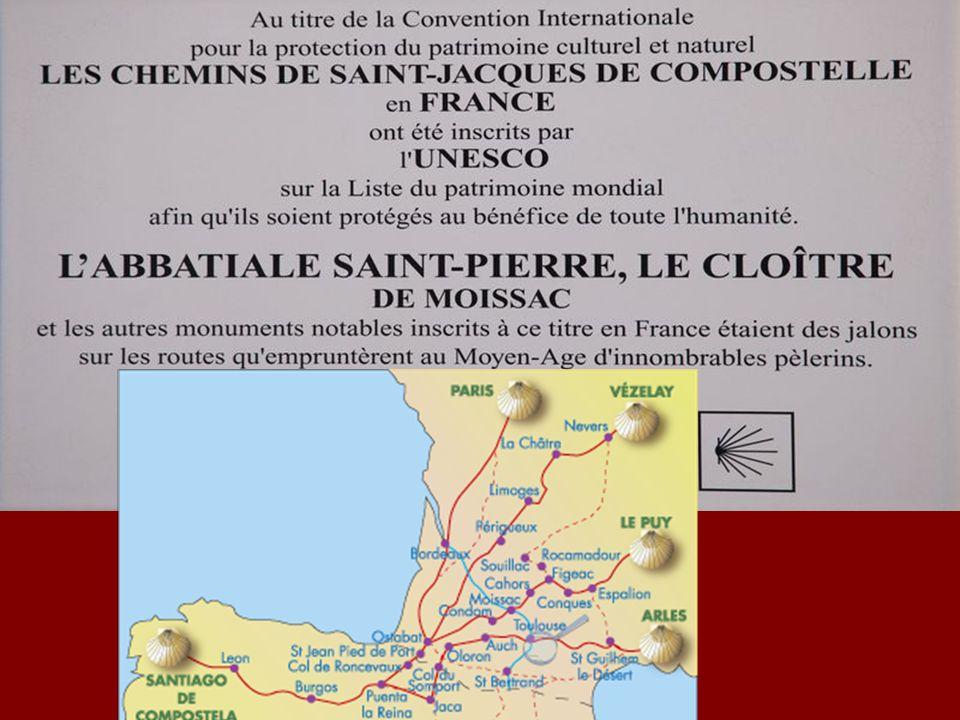 MOISSAC en Bas Quercy le 02/06/2012 Moissac, constituée en bourg monastique, sest sans doute développée à lombre de la grande Abbaye Saint-Pierre dont
