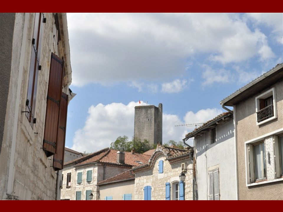 Montcuq en Quercy
