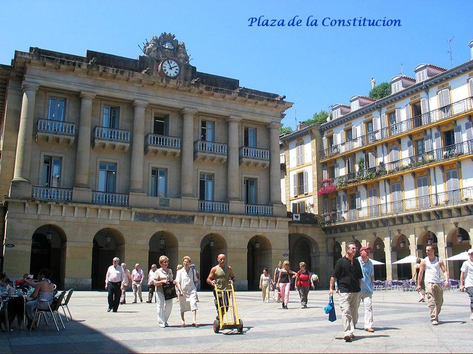 Parte Vieja Vieux San Sebastian