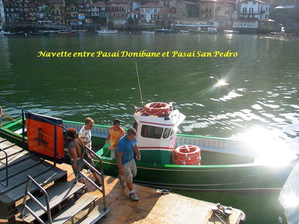 Port Pasajes San Pedro