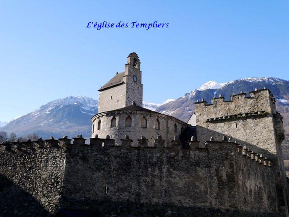 L église des Templiers