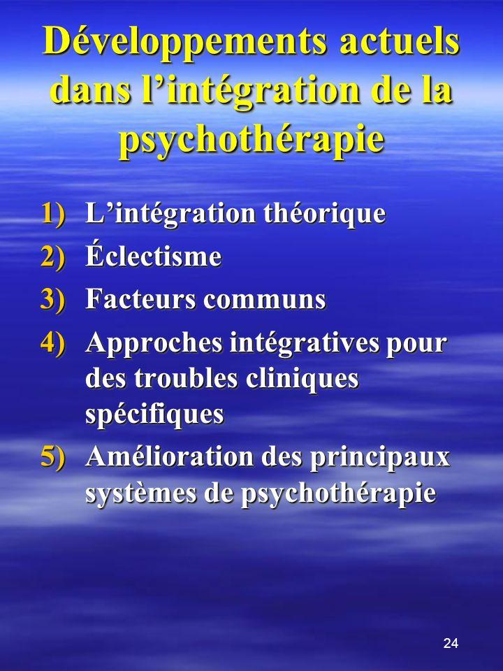 PRINCIPES PROVISOIRES RELATIFS A LALLIANCE THÉRAPEUTIQUE* 1.La réparation des ruptures dalliance en cours de traitement est souvent utile avec des clients déprimés.