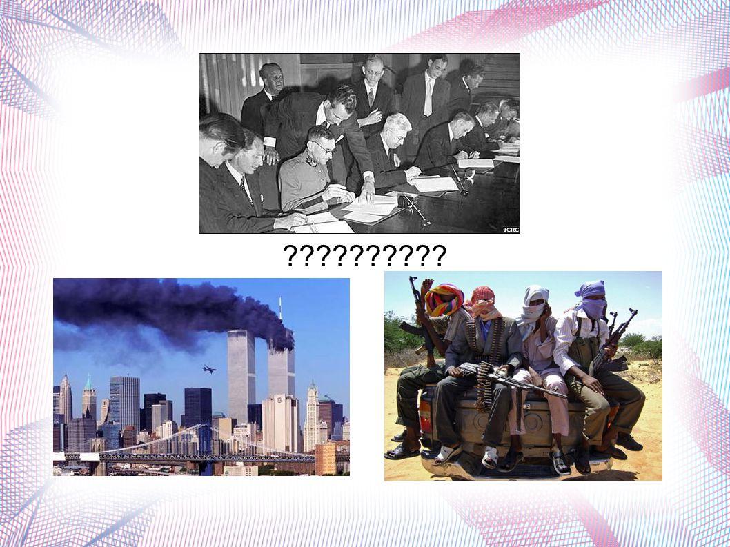 1. Pré-1930 Phases de développement des lois de la guerre 2. 1930 récemment c.