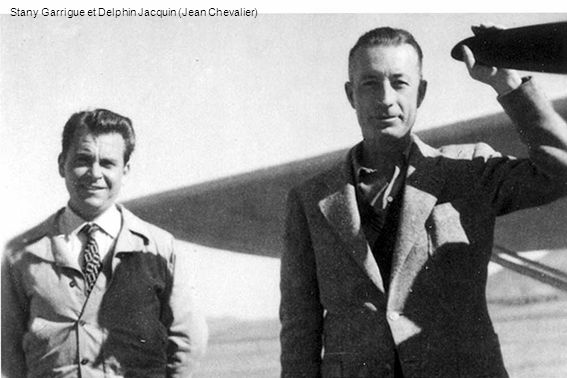 Stany Garrigue et Delphin Jacquin (Jean Chevalier)