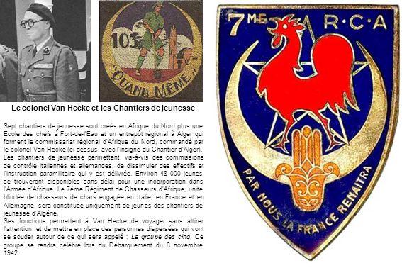 LEcole des cadres dEl-Riath Après la défaite, le général de Lattre de Tassigny déclare « La France souffre, mais nous referons la France ».