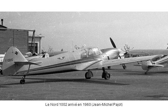 Le Nord 1002 arrivé en 1960 (Jean-Michel Pajot)