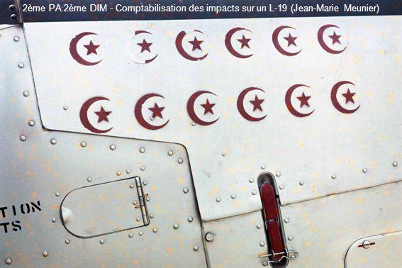 2ème PA 2ème DIM - Comptabilisation des impacts sur un L-19 (Jean-Marie Meunier)