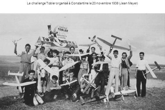 Le challenge Tobler organisé à Constantine le 20 novembre 1938 (Jean Meyer)