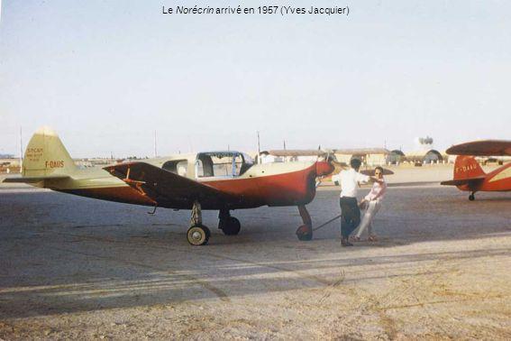 Le Norécrin arrivé en 1957 (Yves Jacquier)