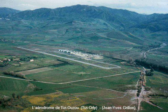 Laérodrome de Tizi-Ouzou (Tizi-Orly) - (Jean-Yves Grillon)