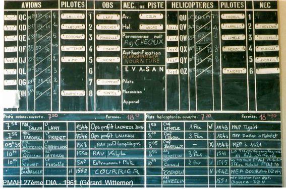 PMAH 27ème DIA - 1961 (Gérard Wittemer)