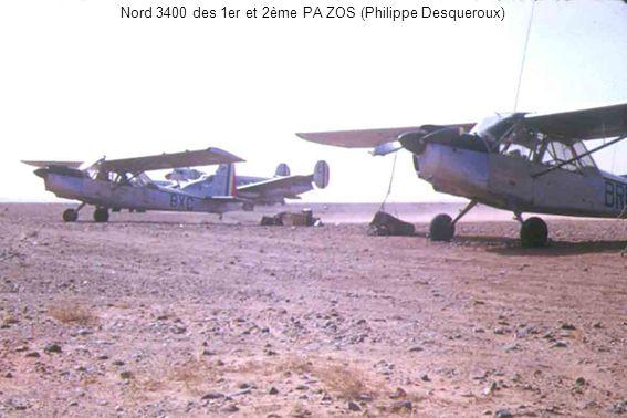 Nord 3400 des 1er et 2ème PA ZOS (Philippe Desqueroux)