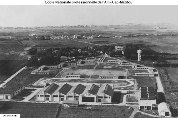 Ecole Nationale professionnelle de lAir – Cap-Matifou (André Frède)