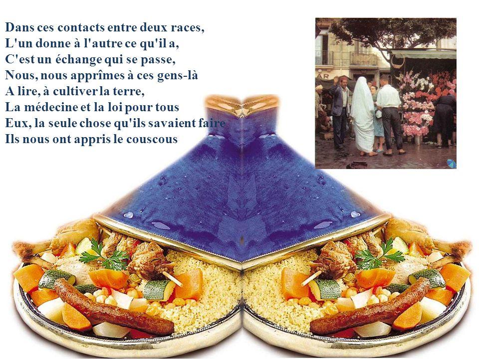 Pour obtenir la recette, Songer qu'on envoya Bugeaud, Il y a laissé quelques casquettes Quelques zouaves, quelques chevaux.. Il trouva des lions, des