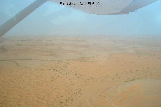 Entre Ghardaïa et El-Goléa