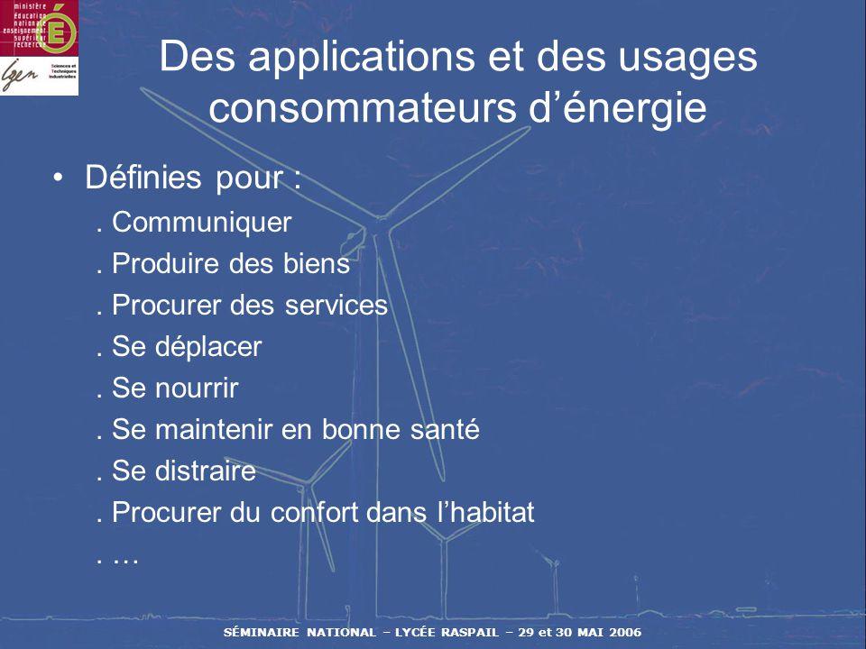 SÉMINAIRE NATIONAL – LYCÉE RASPAIL – 29 et 30 MAI 2006 1 Les systèmes techniques industriels au cœur de la rénovation du BTS électrotechnique Enjeux e