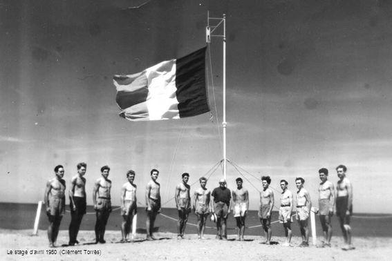Le stage davril 1950 (Clément Torrès)