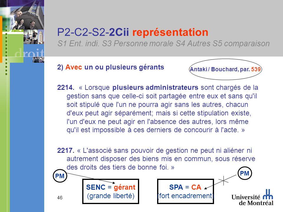 46 P2-C2-S2-2Cii représentation S1 Ent. indi.