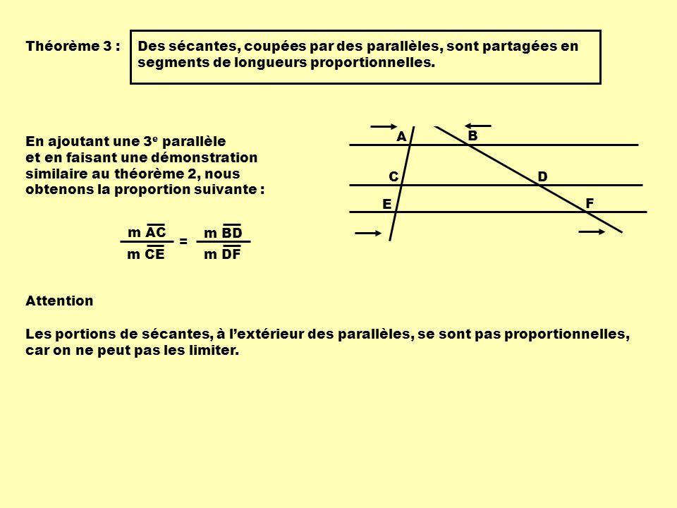 Application CD A E B F 3 2 x 4 Quelle est la mesure du segment BD .