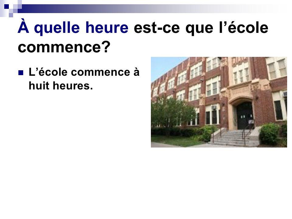 Another way to use qui... Qui habite ici? Qui travaille au café? Qui joue pour La France?