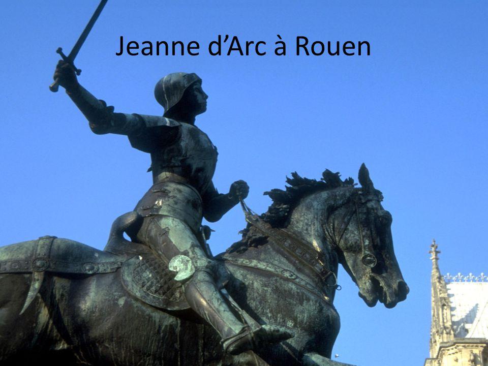 Jeanne dArc à Rouen