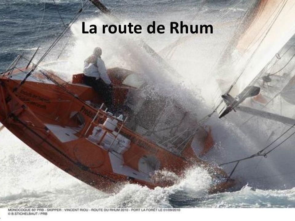 La route de Rhum