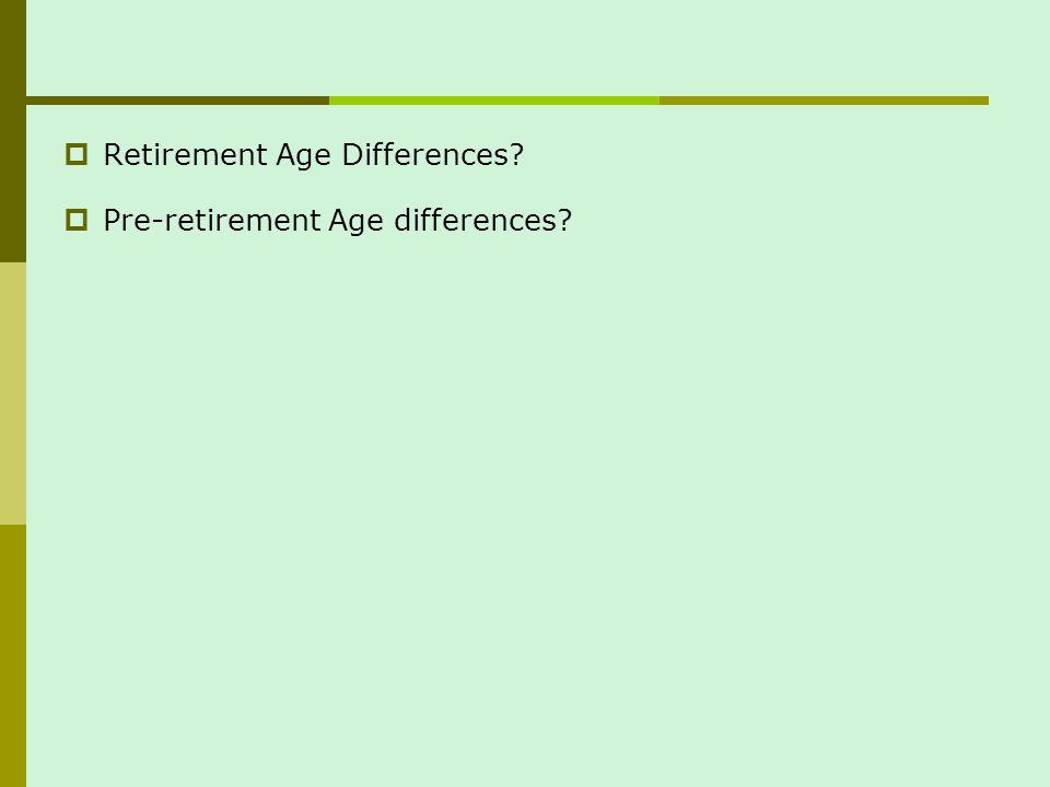 La culture de la préretraite 55 ans 57,5 ans 60 ans 30 ans Précarité et chômage des jeunes « Préretraite » des seniors Un taux demploi des 30-54 ans parmi les plus élevés de lOCDE La société française organise le départ des seniors à partir de 55 ans.